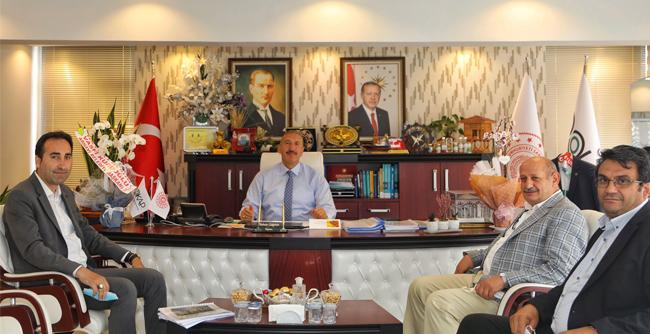 Dokap Başkanı Hakan Gültekin'e Ziyaret